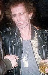 Keith Richards Jack Daniel's NO7