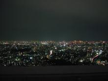 サンシャインシティ 夜景