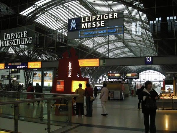 ライプチヒ駅