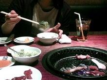 夕飯in牛角