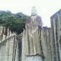 平和観音石像