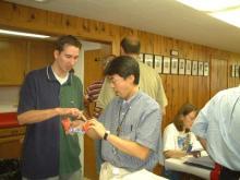 徳島の矯正歯科治療専門医院-コース風景3