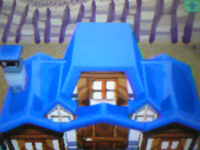 屋根 どう の 色 森