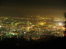 皿倉からの夜景