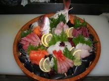豪快 日本海盛り