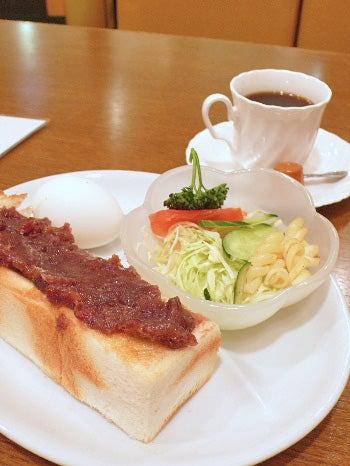 リヨン   名古屋モーニング~パン食べ放題・老舗喫茶・和食 ...
