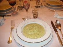 フランス家庭料理スープ