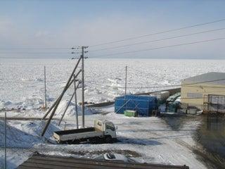 流氷 工場