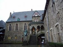 SchlossBurg正面