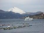 あひるるる-富士山