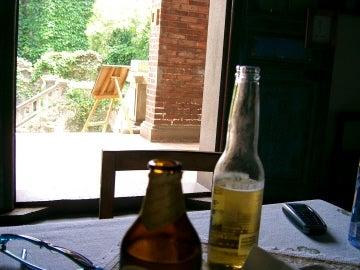 花時間ビール