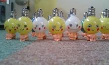 裸電球たち