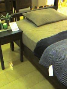メノガイア@つれづれなるままに-ベッド