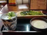 京都茶そば