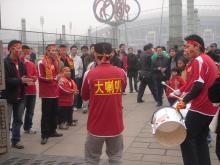 中国人応援団