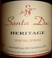 Santa Duc HERITAGE 2006