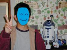 R2D2と父