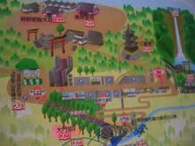 那智山詣地図