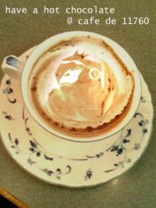cafe de 11760