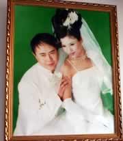 中国 結婚写真