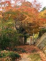 百済寺木戸