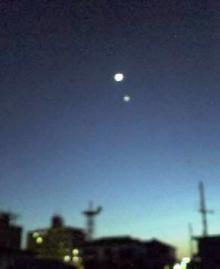 月と金星07.05.20