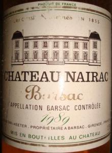 Ch Nairac 1989