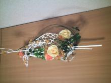 エレガントテーブルアレンジ2