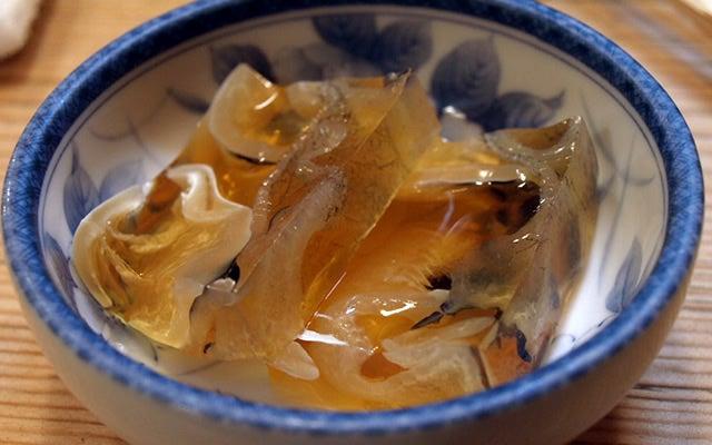 デートに使える!女社長の東京グルメスポット日記★-【和食ふぐ料理】 ふく (築地)
