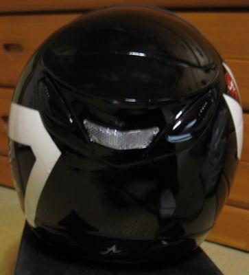GREEN◆RIDER-ヘルメット塗装