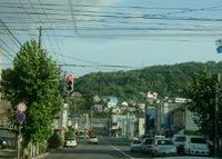 丘の上の家