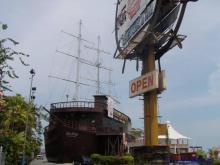 スノーキーのブログ-ペナン島ザシップ外観