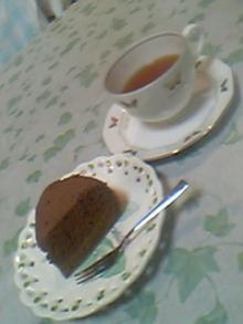 炊飯器チョコレートケーキ6