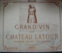 Ch Latour 1989