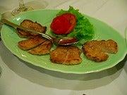 豚肉の蜂蜜焼き