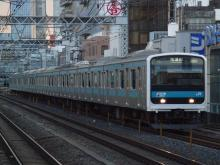 中央線の電車と釜-67