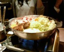 シェ 大海 ちゃんこ鍋