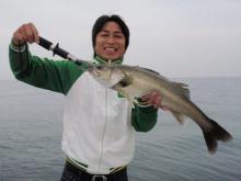 沖縄から遊漁船「アユナ丸」-Makky