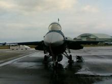 F-2支援戦闘機正面