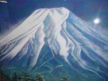 晴れてよし 曇りてもよし 富士の山