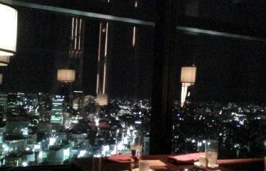 41階からの夜景
