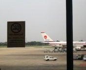 ドンムアン空港。