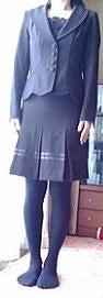 プチ大家族の日常。-卒業式/入学式用のスーツ♪