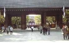 靖国神社2007.11.3