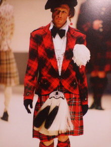 Vivienne Westwood MAN 1996 Debut Collection