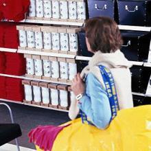 IKEAショッピング