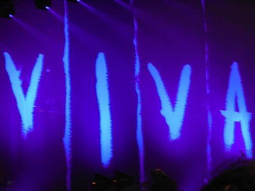 LIVE THE ROCK-viva