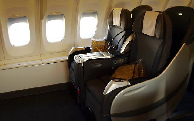 JAL SHELL FLAT SEAT シェルフラットシート