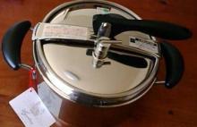 ラゴスティーナ圧力鍋