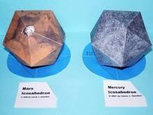 火星Mars 水星Mercury